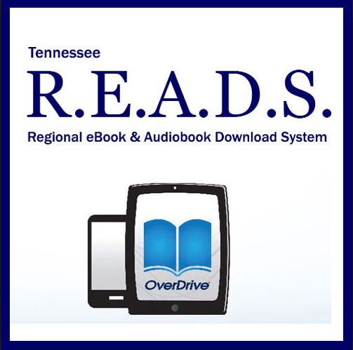 READS Overdrive logo